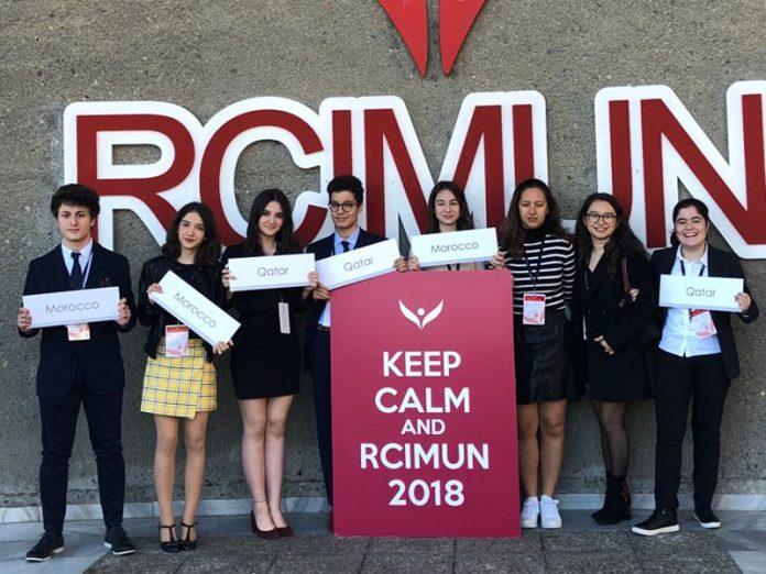 RCIMUN 2018
