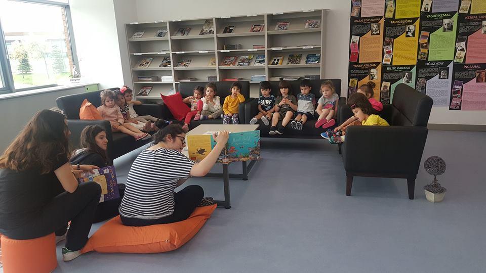 2018 kütüphane şenliği