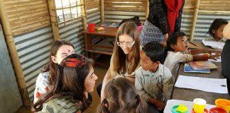 nepal sosyal sorumluluk projesi